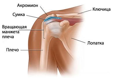 Ультразвуковое лечение суставов плеча кристаллы выпадающие в суставах